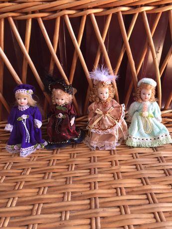 коллекция кукол, куклы.