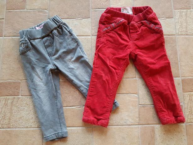 Spodnie 80-86