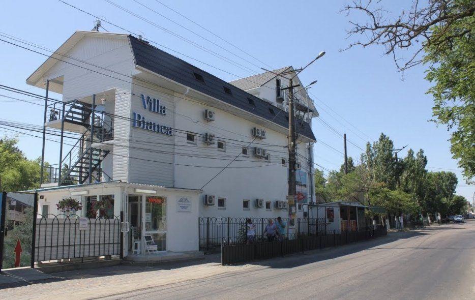 Затока, Отдых на море, Первая линия, Центр курорта Отель Villa Bianca-1