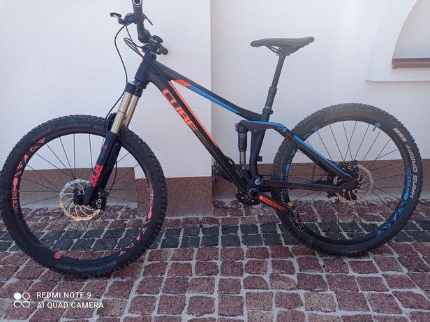 Велосипед Cube STEREO 160 HPC SL 27.5.