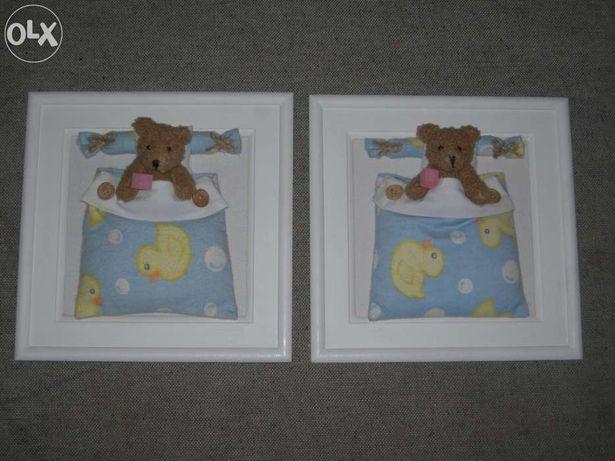 Quadros novos para quarto de bebé ou criança