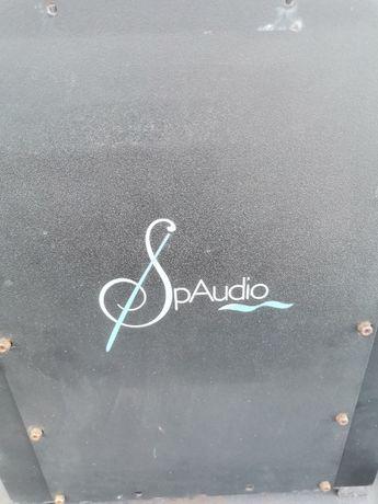 Amplificador SP Audio 900watts para banheira de hidromassagem