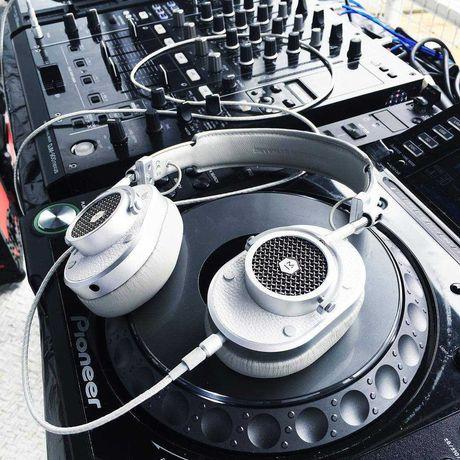 słuchawki Master & Dynamic MH40 białe GWARANCJA 24