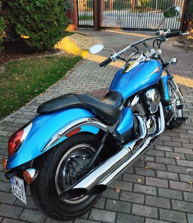 Kawasaki VN 900 Custom 2011 ogłoszenie prywatne