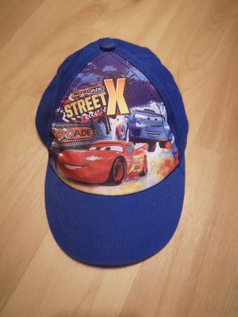 Czapka Zygzak McQueen czapeczka dla chłopca rozm. 98-110