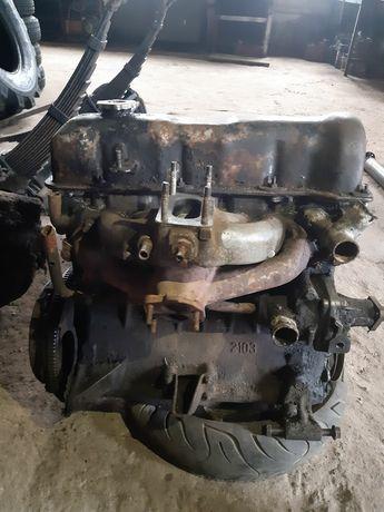 Мотор коробка ваз 2103