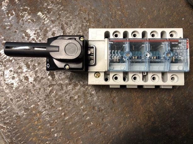 LEGRAND Rozłącznik izolacyjny 4P 63A VISTOP