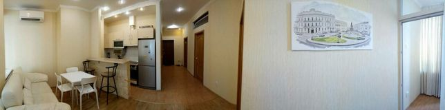 Сдам двухкомнатную квартиру в Аркадии,рядом клиника Филатова