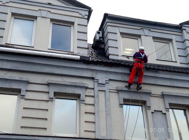 Альпинисты-высотники Киев