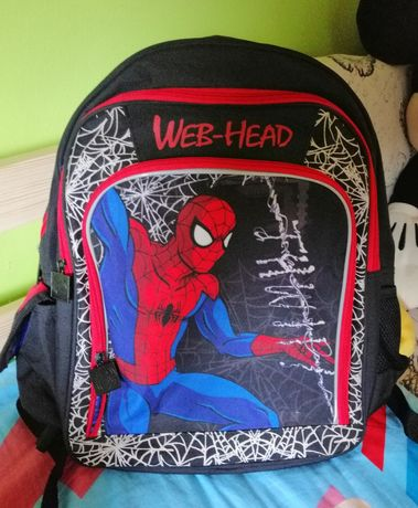 Plecak Spiderman Nowy!