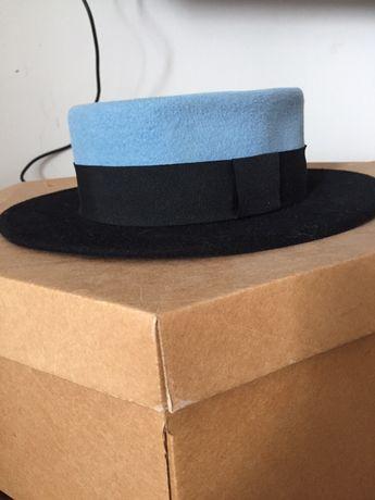 Шляпа конотье