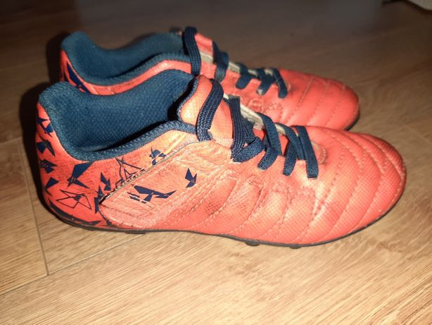 Buty korki do piłki nożnej rozmiar 29 Kipsta
