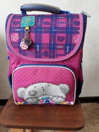 Продам школьный (каркасный) рюкзак для девочки