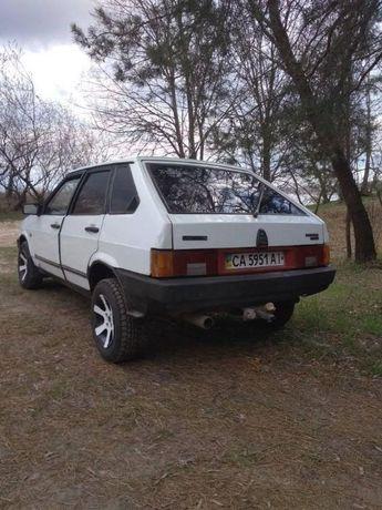 Продам Ваз 2109 ГАЗ-Бензин