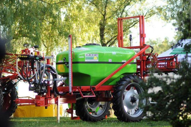 Opryskiwacz ciągany / zaczepiany 1700l, producent AGROFART AF1715