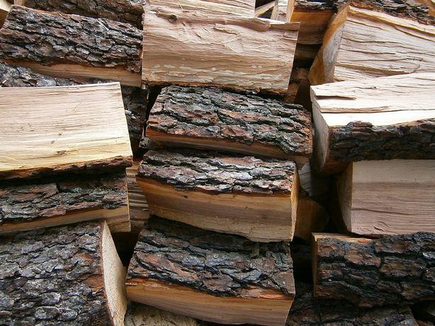 Tanio! Workowane drewno opałowe i do wędzenia