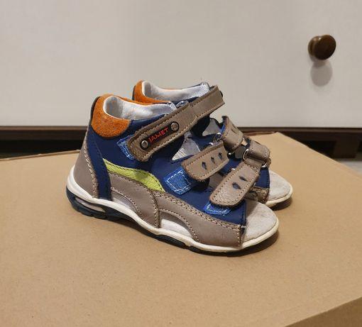 Sandały Jamet 22