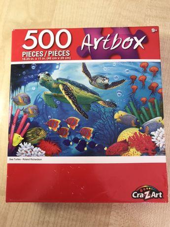 Пазлы Artbox, 500 шт, 9+