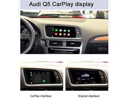 Sistema multimedia Carplay/Android auto Mercedes, BMW, Audi