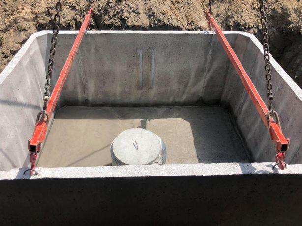 MRĄGOWO i okolice dotacja moja woda zbiorniki szamba 4-12m3 piwnice