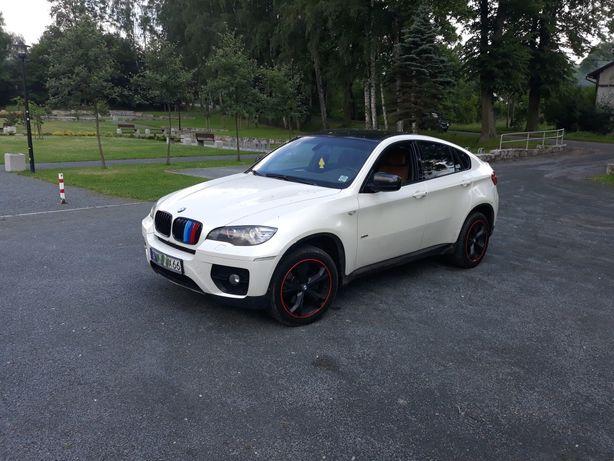 BMW X6 Lift*Zamiana*4xGrzaneFotele*4x4*Kamera*StartStop*Dvd*Komforty*