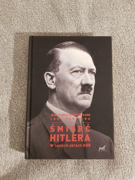 Śmierć Hitlera W tajnych aktach KGB - Jean-Christophe Brisard