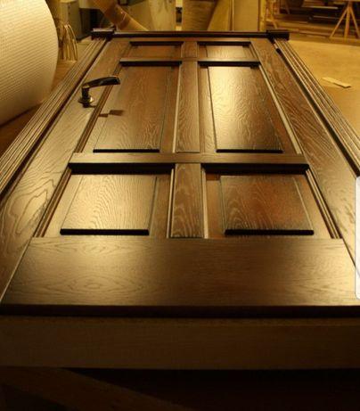 Реставрація ремонт деревяних дверей меблів