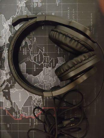 Słuchawki hama kabel