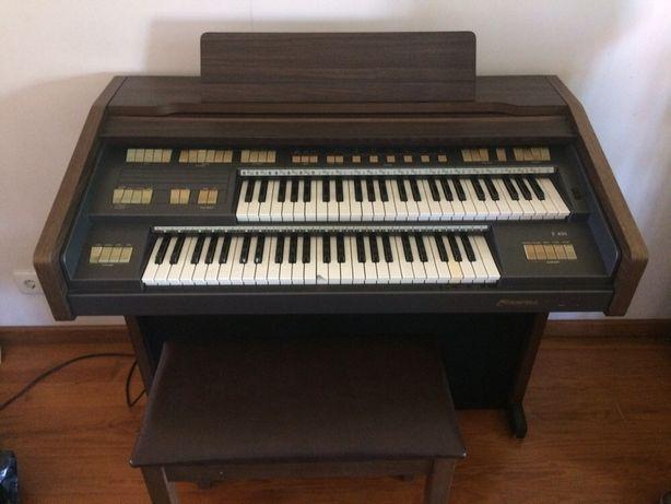 Piano (Orgão) Farfisa