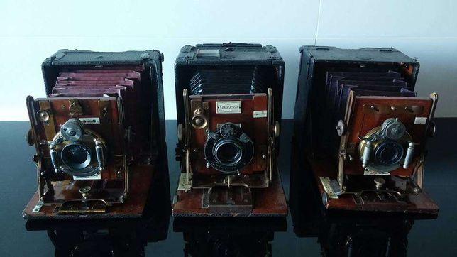Conjunto de máquinas Sanderson