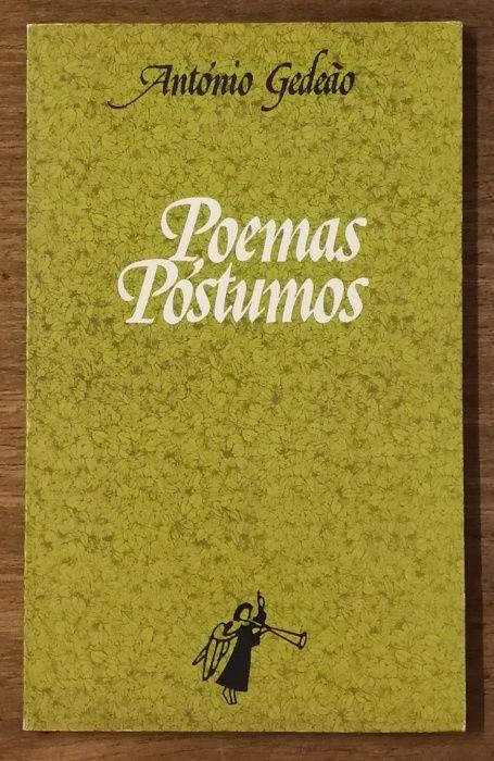 poemas póstumos, antónio gedeão Estrela - imagem 1