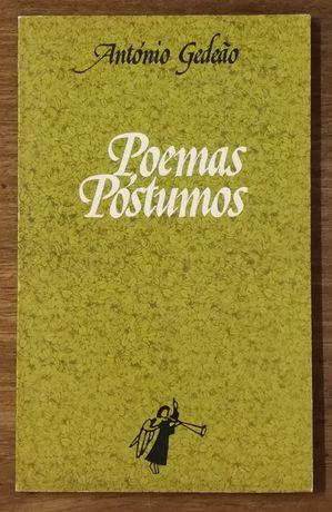 poemas póstumos, antónio gedeão