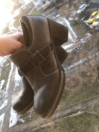Туфли-ботинки на каблуке marc