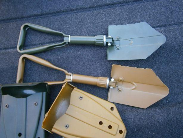 Лопаты сапёрные 3- секционные BW 27033 Макс Фукс, Германия.