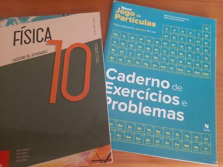 Caderno de atividades de Física e Química A 10 ano