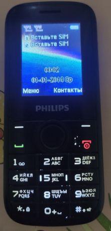 PHILIPS E-120 Мобильный телефон
