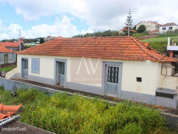 Moradia T2 Ponta do Pargo