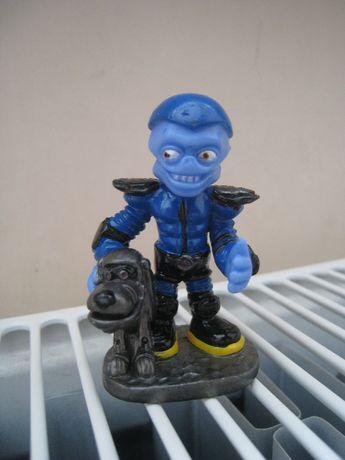 коллекционная статуэтка Butt-Ugly Martians - Emperor Bog