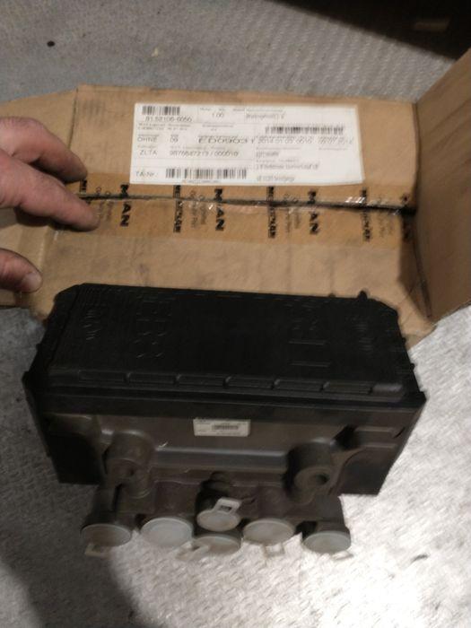 Modulator EBS MAN oryginał nowy zawór regulator ciśnienia ABS knorr Padniewo - image 1