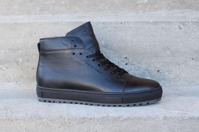 Зимние кожаные ботинки Safari супер надежные и теплые!