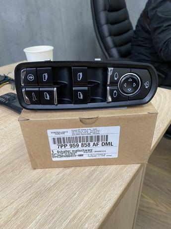 Кнопки стеклоподъемника блок управления Porsche Panamera, Cayenne