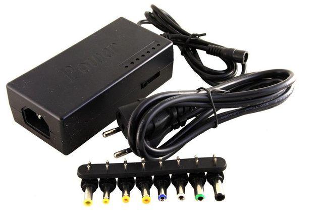 Универсальная зарядка для ноутбуковDC 12-24V 120W