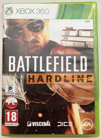 XBOX 360; gra: Battlefield Hardline