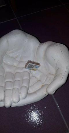 Gipsowe dłonie kolekcja