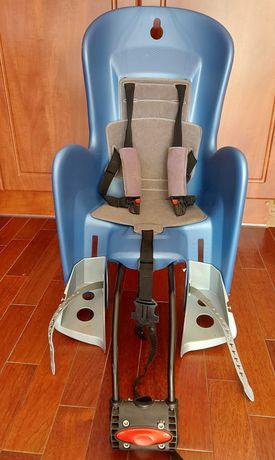 Fotelik rowerowy POLISPORT używany