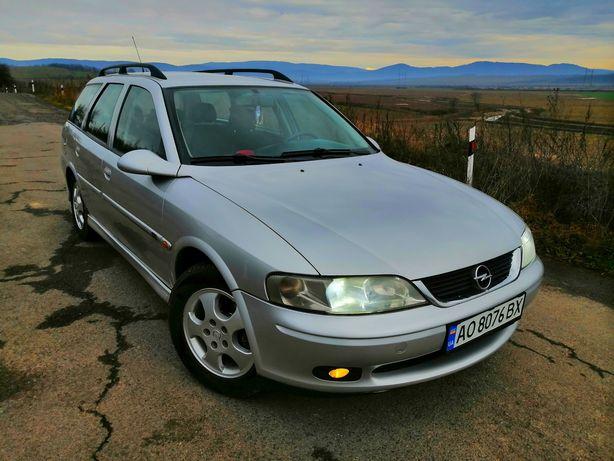 Opel Vectra B export 2.0, 1999 турбо-дизель, чудовий стан