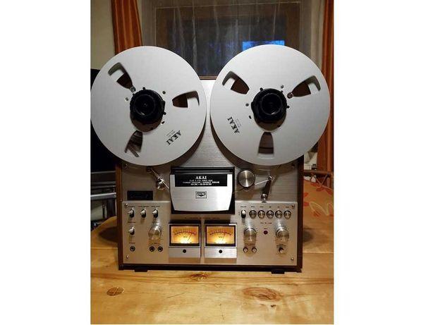 Kultowy Vintage! AKAI GX-630D - Magnetofon Szpulowy! 100% sprawny!
