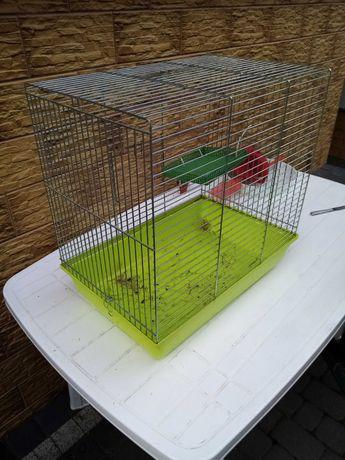 Klatka dla szczurka, chomika