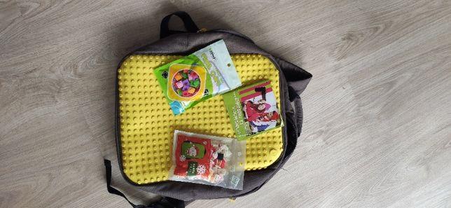 Оригінальний рюкзак Upixel + 2 набори мозаїки