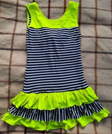 Платье летнее на подростка, размер S-М